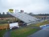Gainesville Raceway Stands