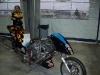 Greg Byrnes Top Fuel Harley