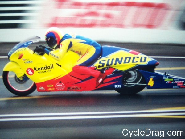Dragbike News | Dave Schultz Pro Stock Motorcycle Gallery