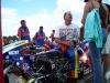 Larry McBride Top Fuel Motorcycle