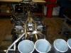 Larry McBride Top Fuel Motorcycle Rear View