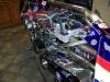 Larry Spiderman McBride Top Fuel Engine