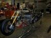 Larry Spiderman McBride New Bike Front End