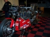 Chris Hand Top Fuel Motorcycle