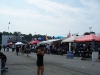 Motorcycle Drag Race Pits
