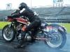 AHDRA Harley Burnout