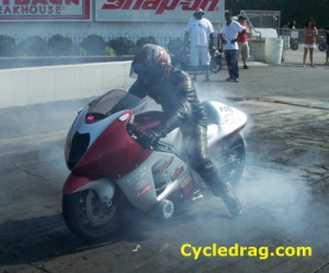 Vincent Demito's Pro Sport Bike