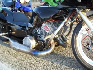 Kawasaki H2 750 dragbike