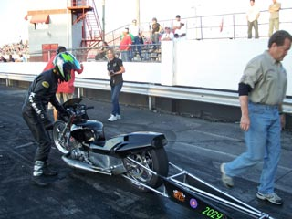 Two Stroke Dragbike Dream Becomes Reality World S Quickest