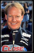 John Myers Pro Stock Motorcycle