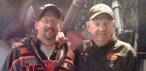 Tommy Grimes and Ray Price