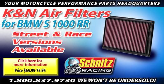 K Amp N Filters For Bmw S1000rr Drag Bike News