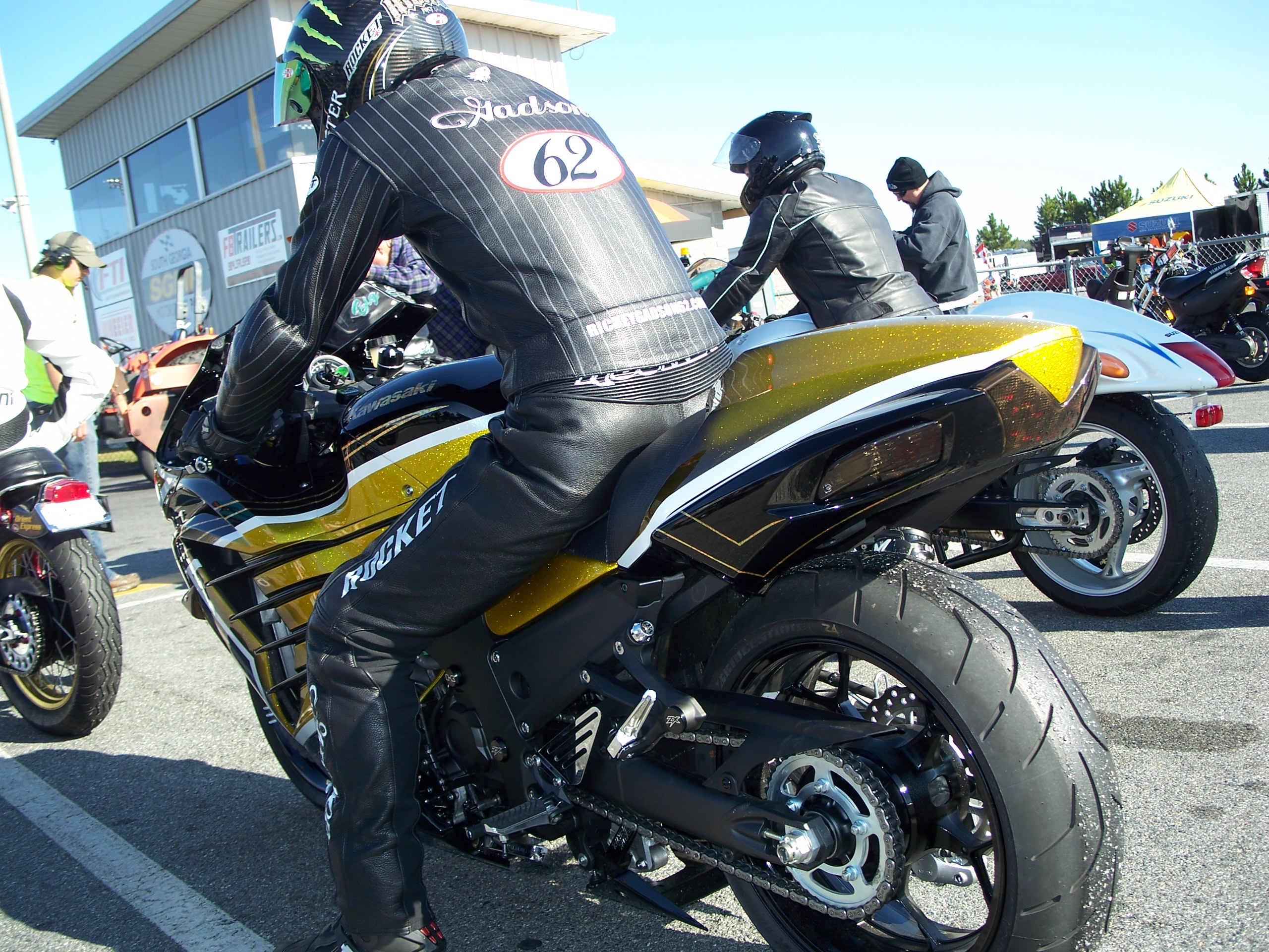 Brock's Performance Hits the Dyno With the 2012 Kawasaki ZX14R ...