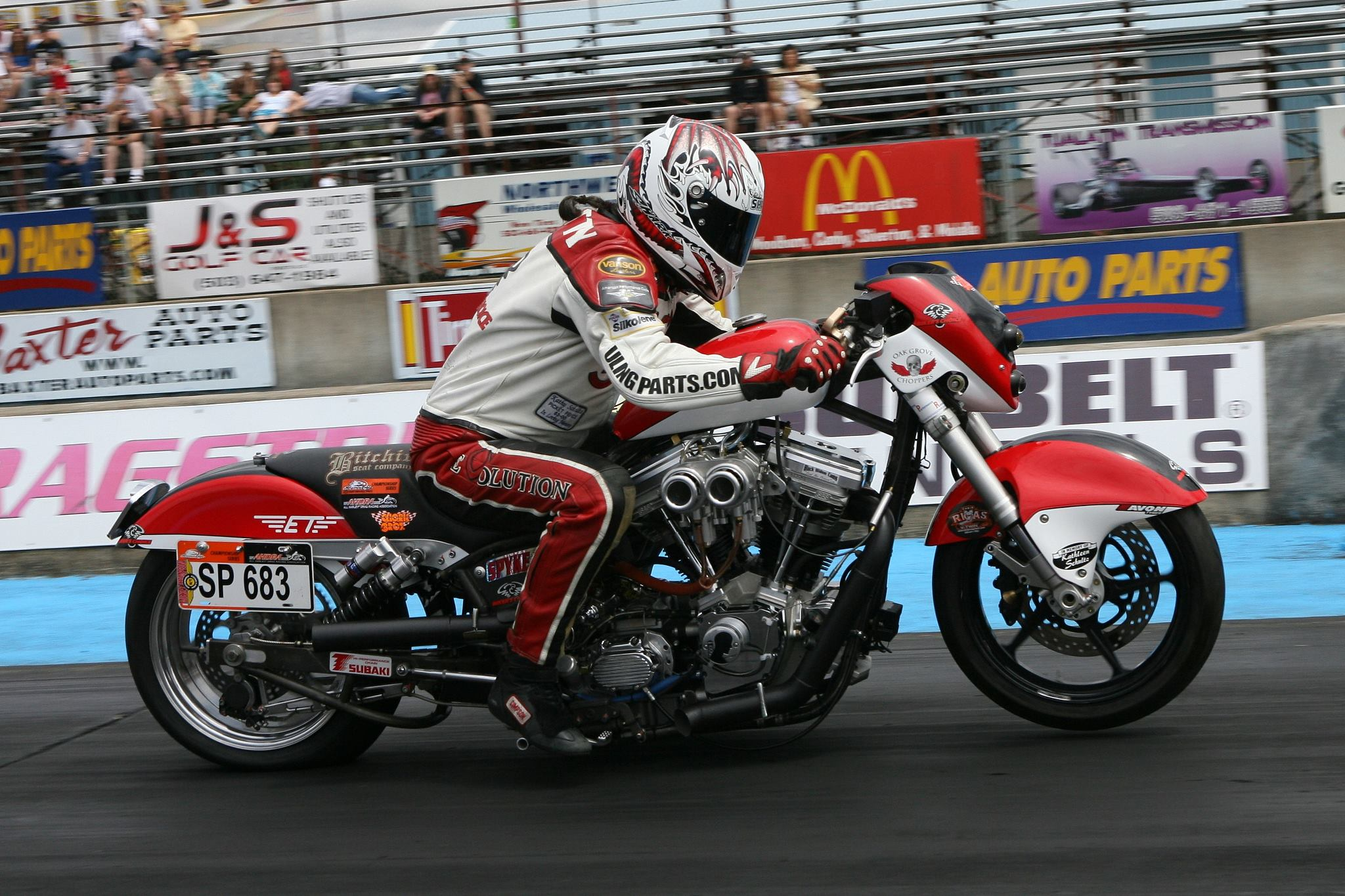 Verl Smitty Smith Rained Out In Woodburn Dragbike News