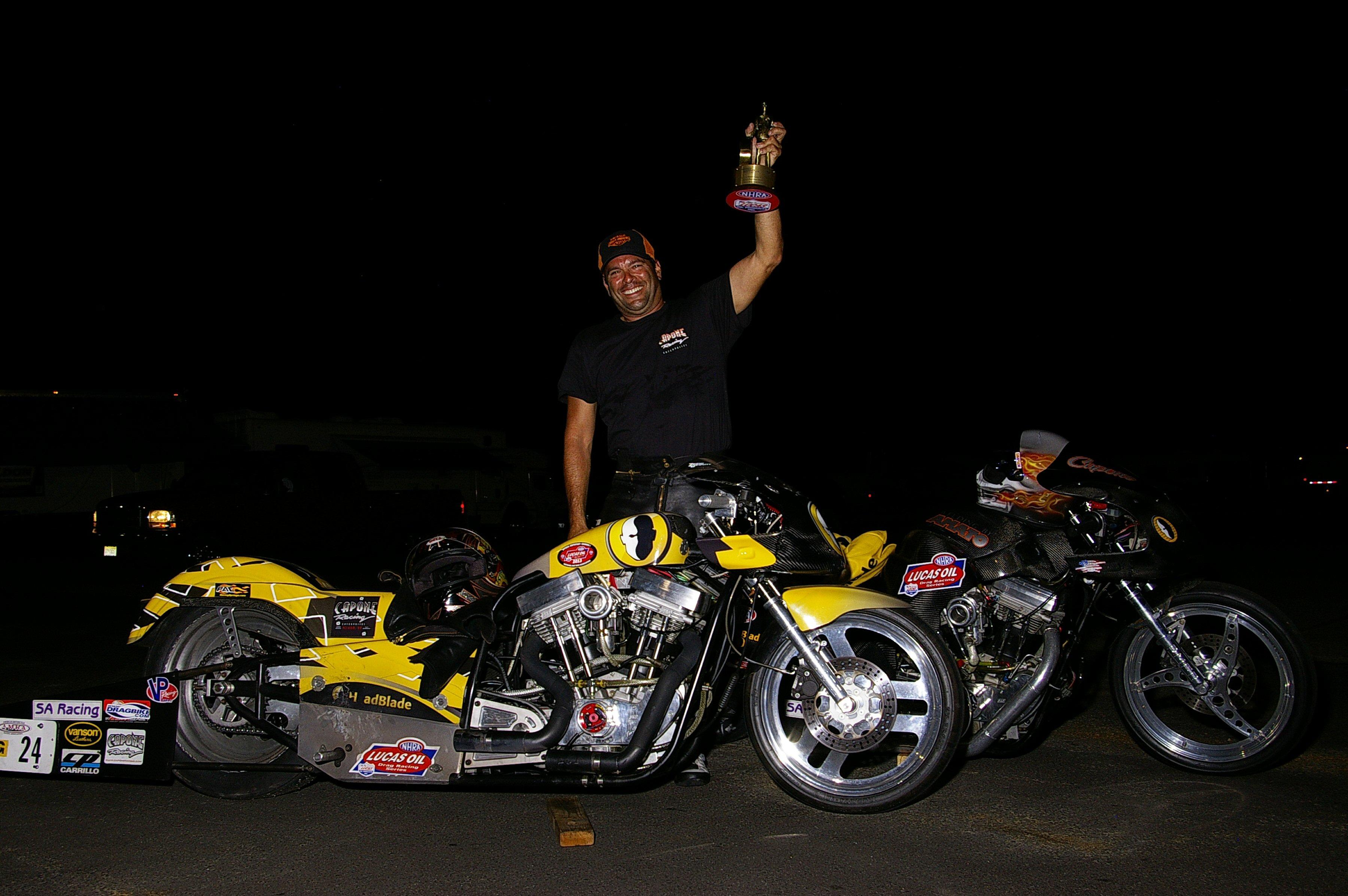Nhra Harley Davidson Racing In The Granite State A Hot
