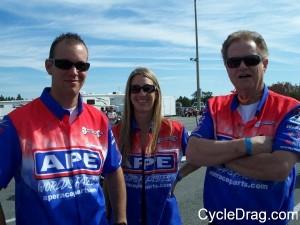 Jay Eshbach, APE Racing