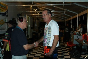 Larry Spiderman McBride Dragbike Racing