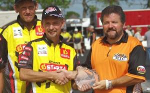 Peter Svensson Eric Hochstetler 5 second club