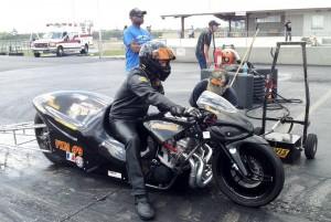 Travis Davis Pro Extreme Motorcycle