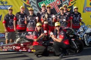 Team Viper NHRA Pro Stock Motorcycle