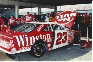 Winston NASCAR 23 Colbert Seagraves