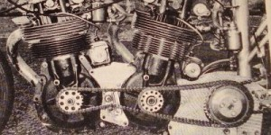double engine dragbike