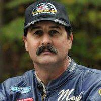 Mark Dotson Dragbike racing