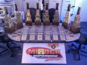 MIROCK Trophies