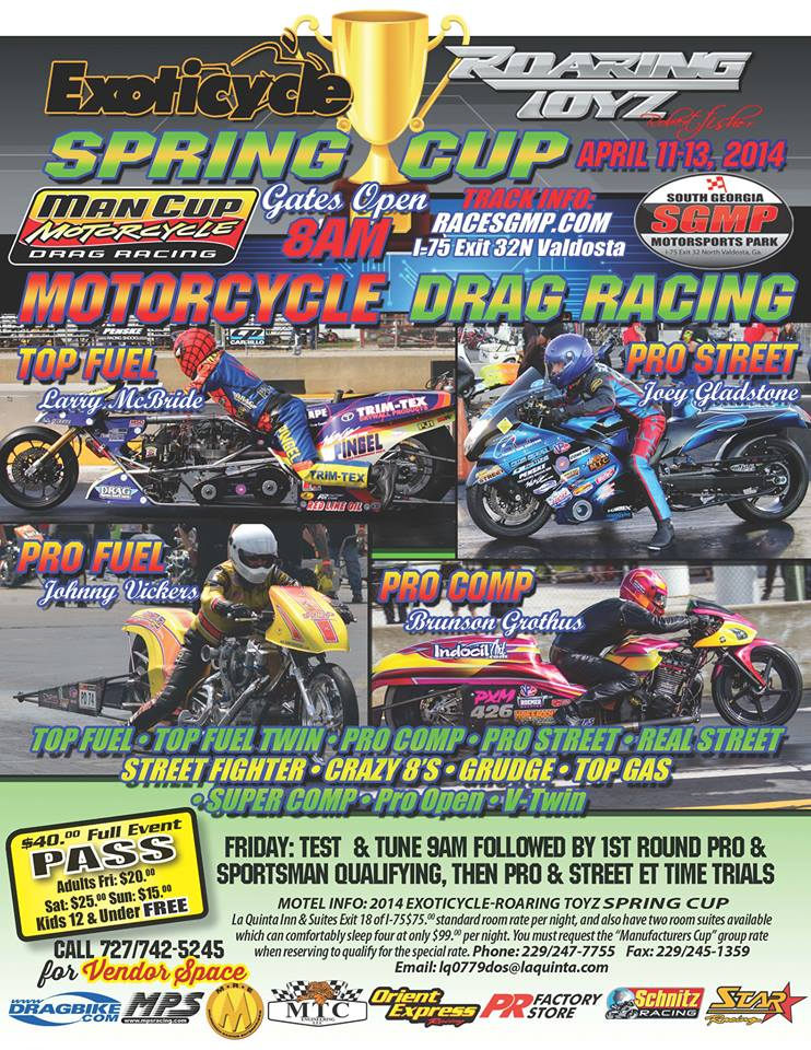 Manufacturers Spring Cup