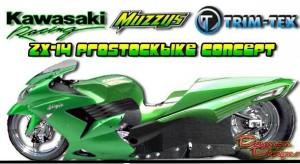 Rob Muzzy ZX14 Pro Stock