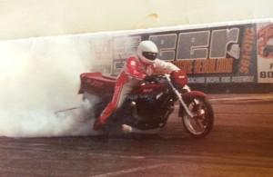 Tommy Bolton Funny Bike
