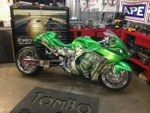 Tombo Racing Hayabusa