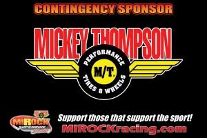 Mickey Thompson MIROCK Sponsor
