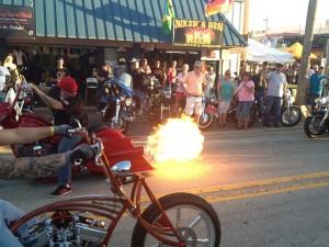 Daytona Main Street Bike Week