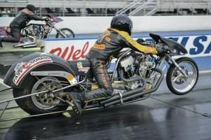 Rocky Jackson Pro Fuel Harley