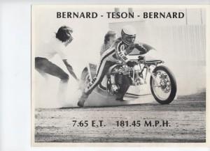 Teson and Bernard Racing