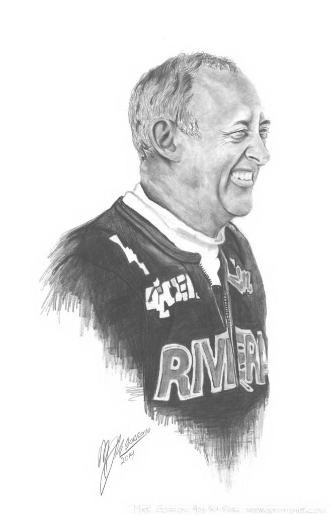Jim McClure Sketch