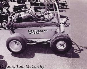 Jim McClure Starter Cart