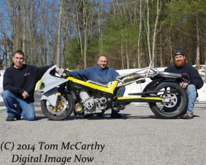 Team DAS Pro Street, Tony Ficher, Eric Paquette