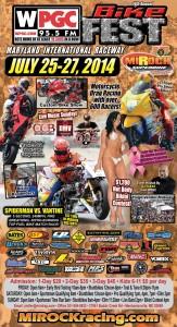 MIR WPGC Bike Fest 2014