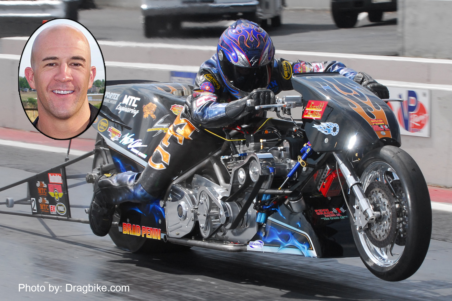 Korry Hogan Crash 2014