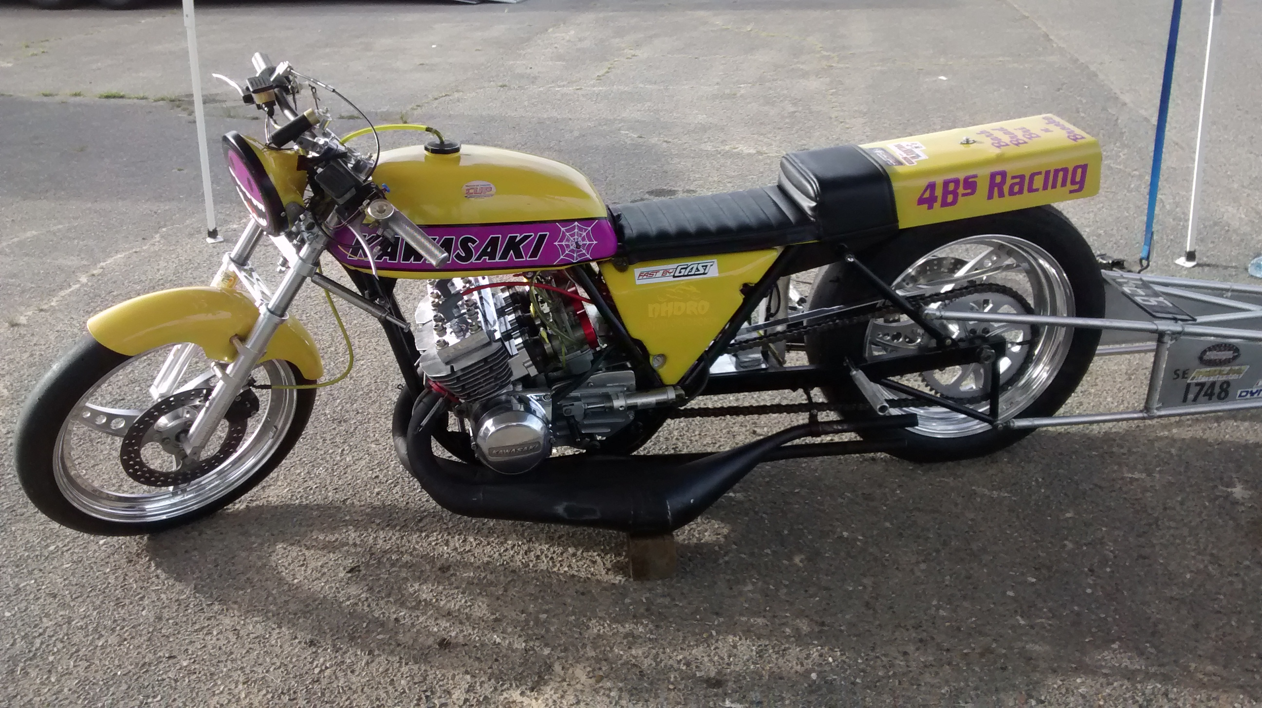 Used Harley Drag Bike For Sale >> Long Live the Two-Strokes, Garrett Wood Reflects on Super ...