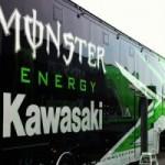 Kawasaki Racing Trailer