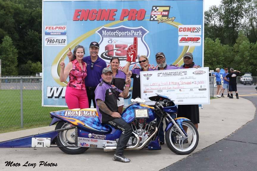 Team Iron Eagle  Larry Pratt