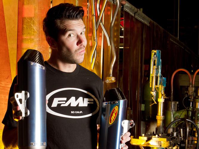 FMF's Donny Emler Jr.
