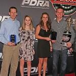Eric McKinney Celebrates 5th PDRA Championship