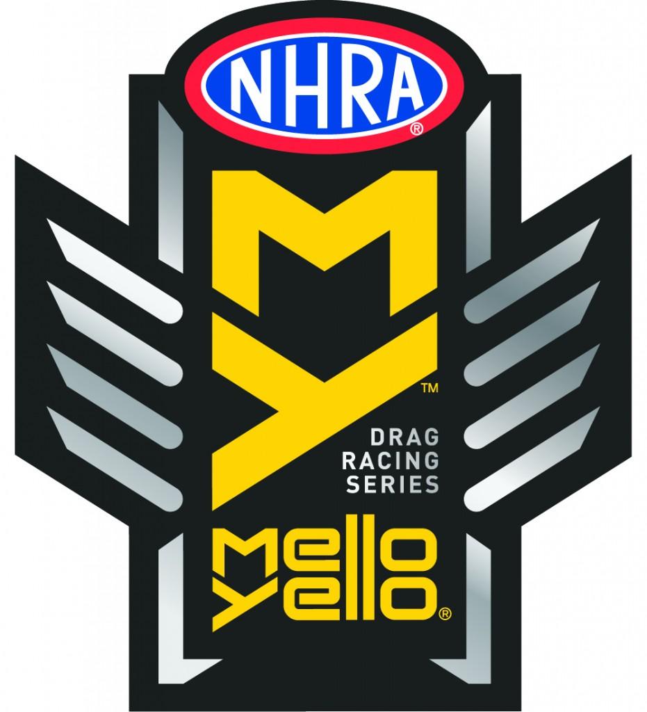NHRA Mello Yello Logo 2016