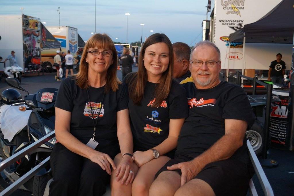 Star Racing, Jackie Bryce, Julie Bryce, George Bryce