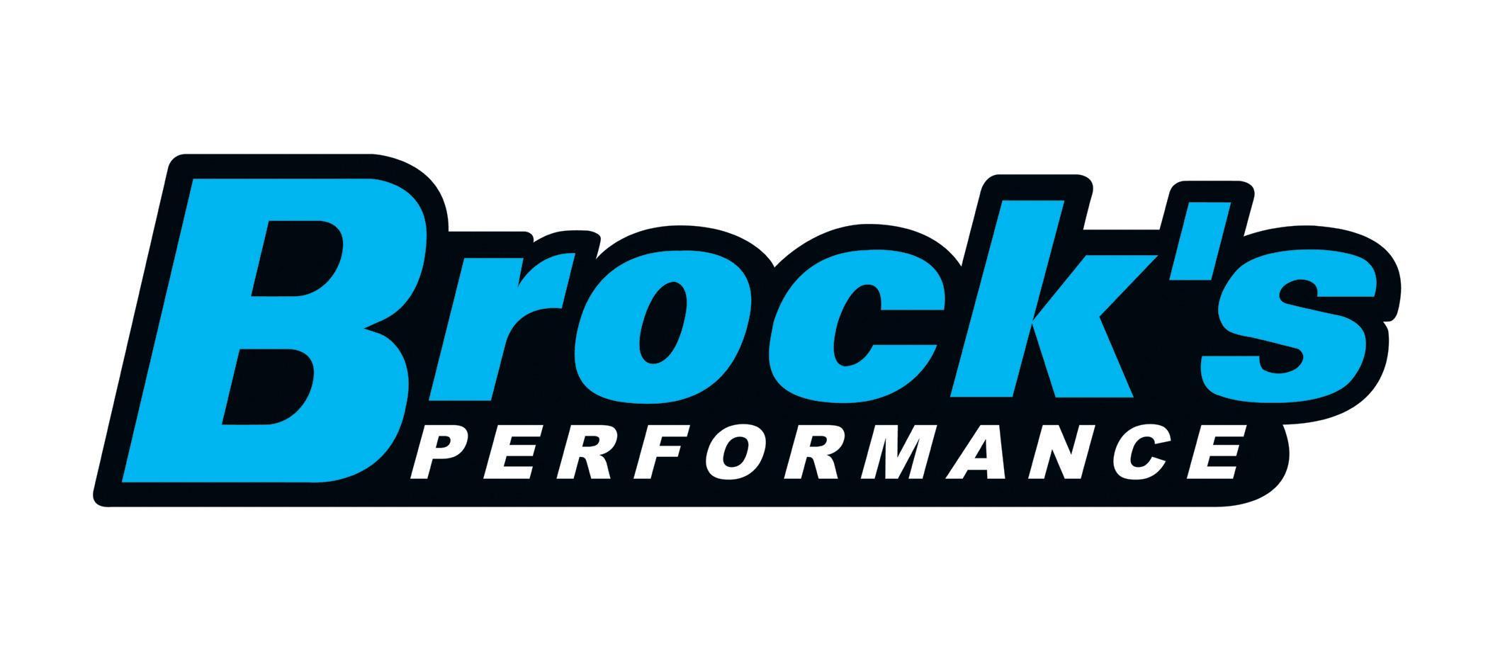 Image result for Brocks exhaust logo