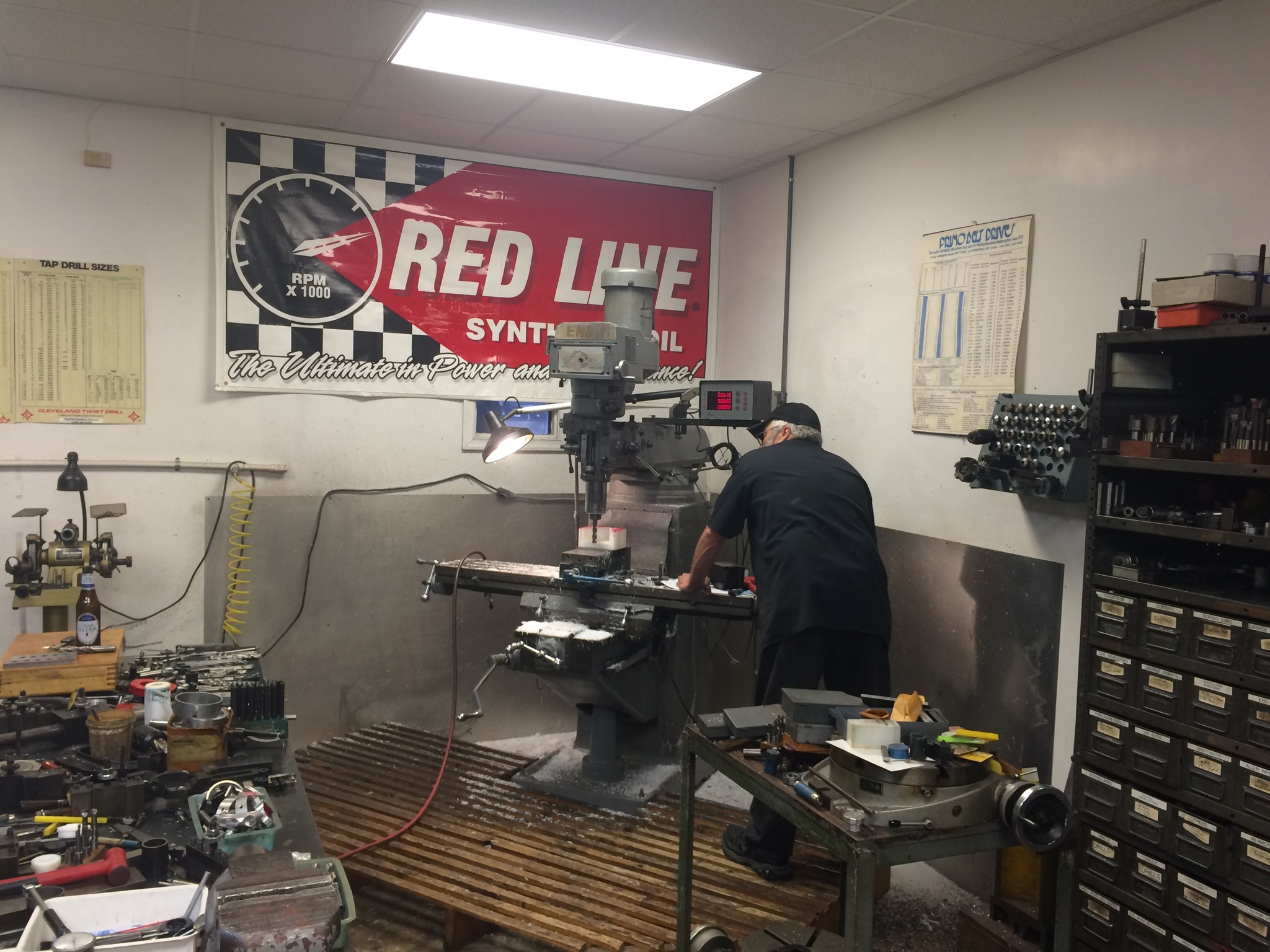 steve machine shop